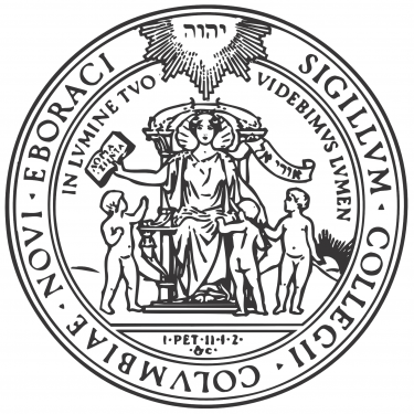 Columbia University Seal 375x375 vector