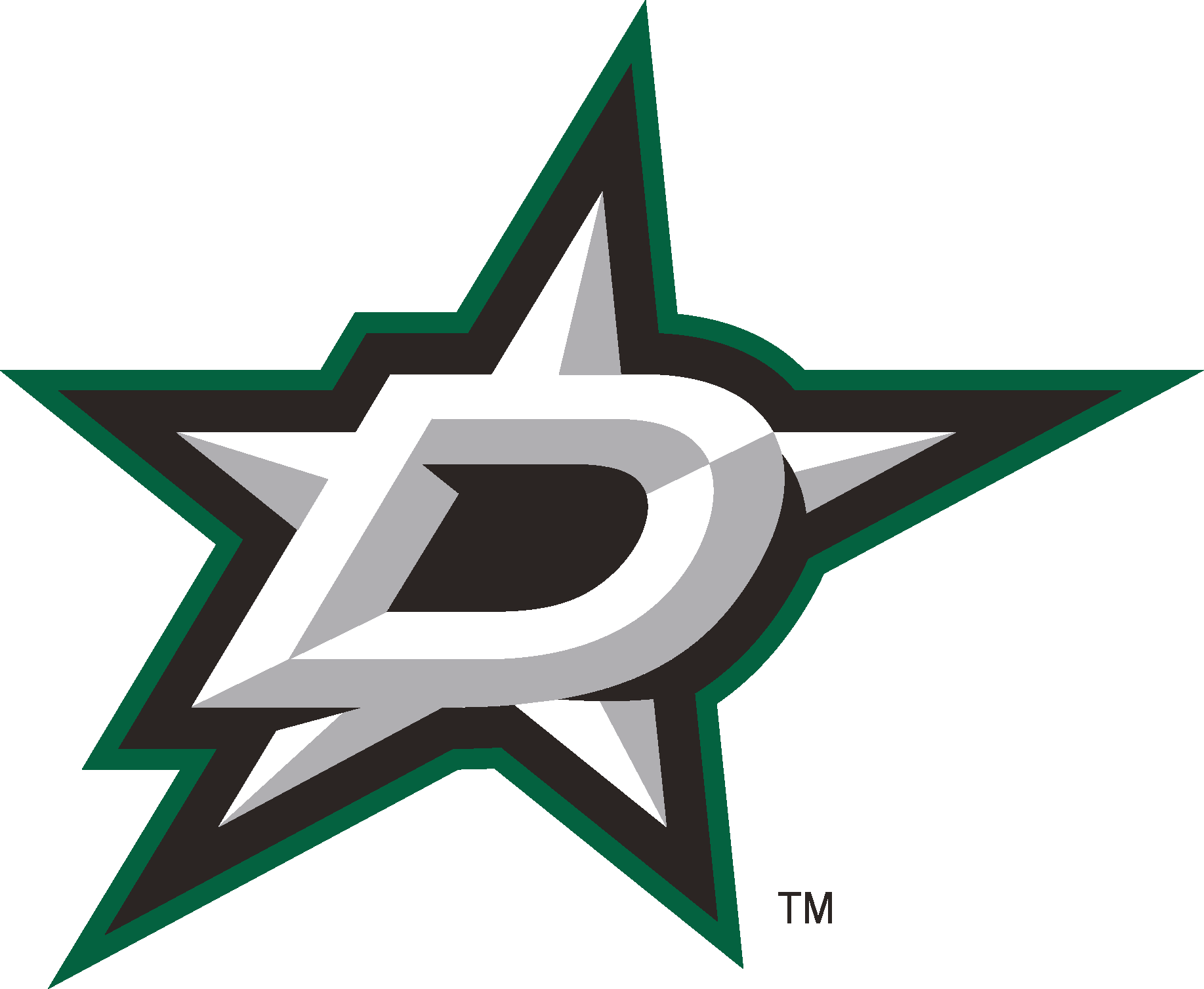 Dallas Stars Logo [EPS   NHL] png