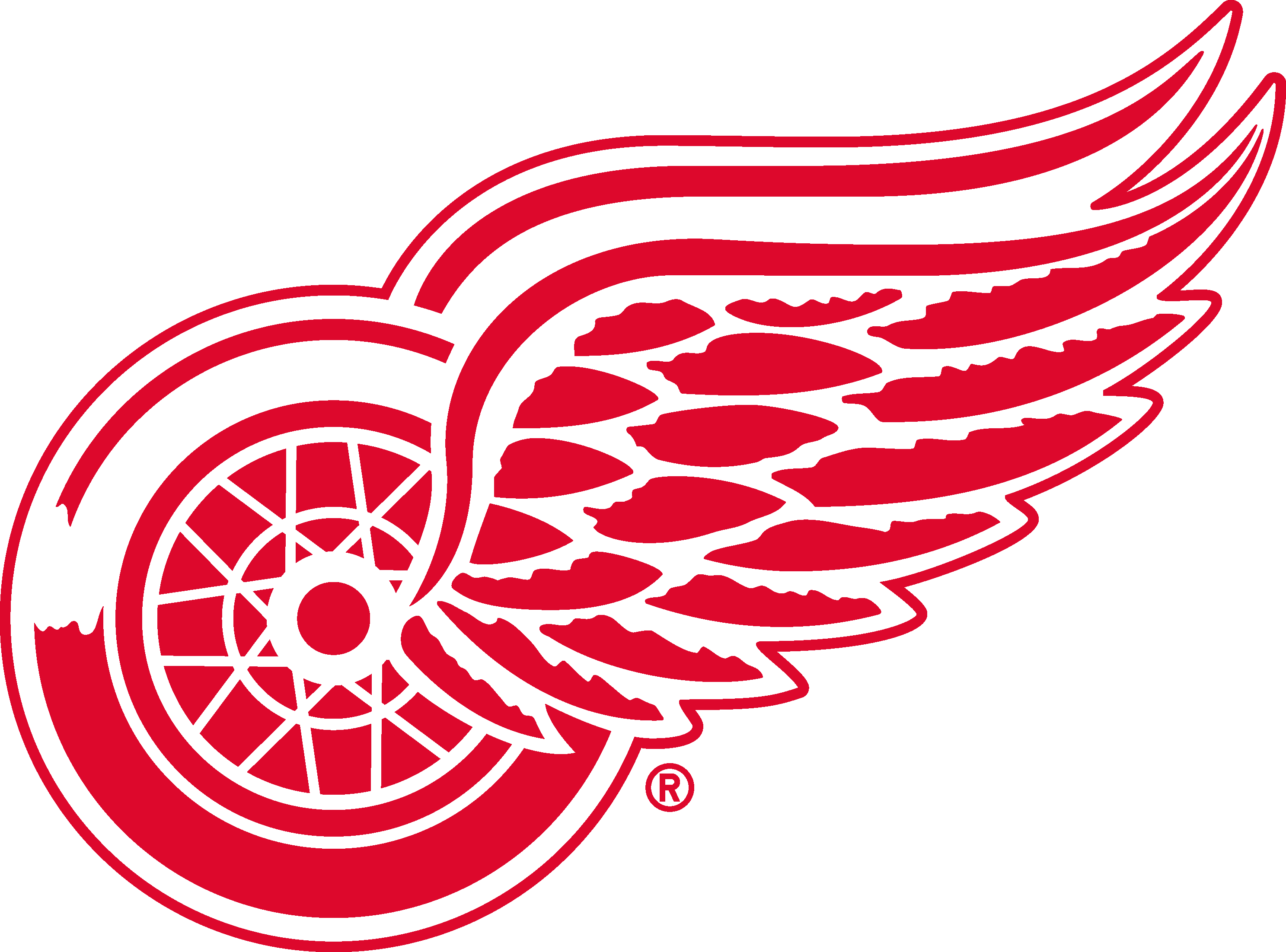 Detroit Red Wings Logo [EPS   NHL] png