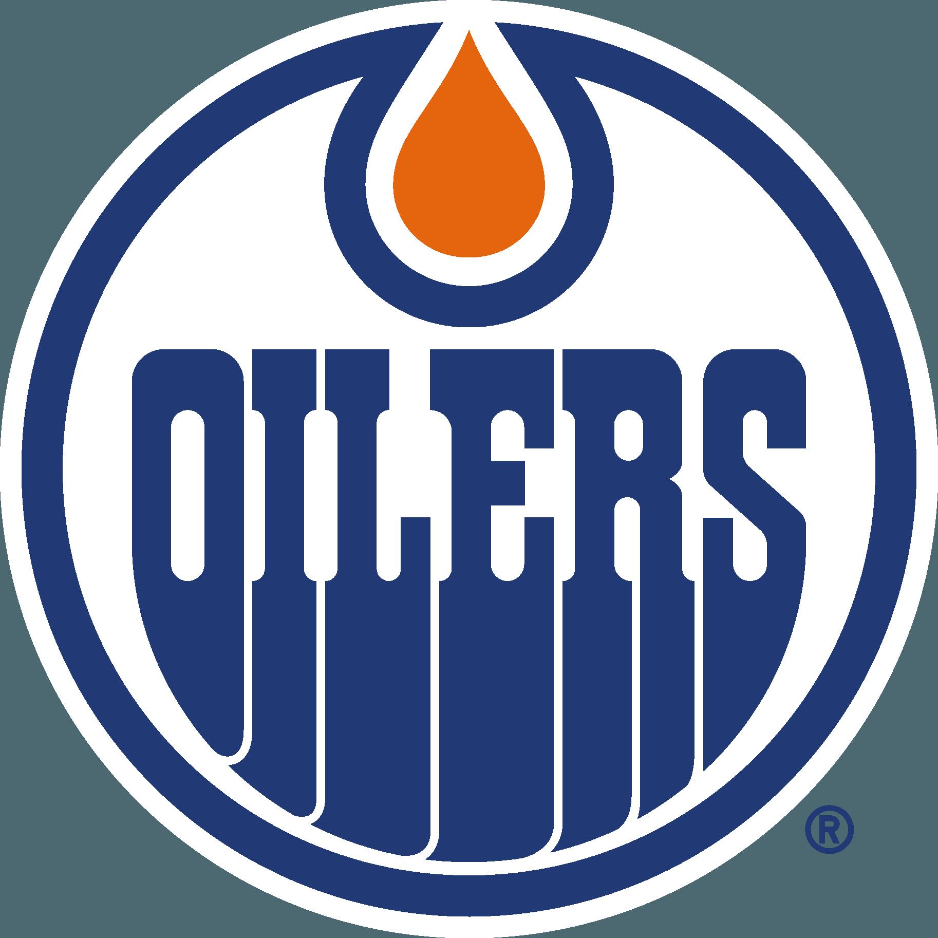 Edmonton Oilers Logo [EPS   NHL] png