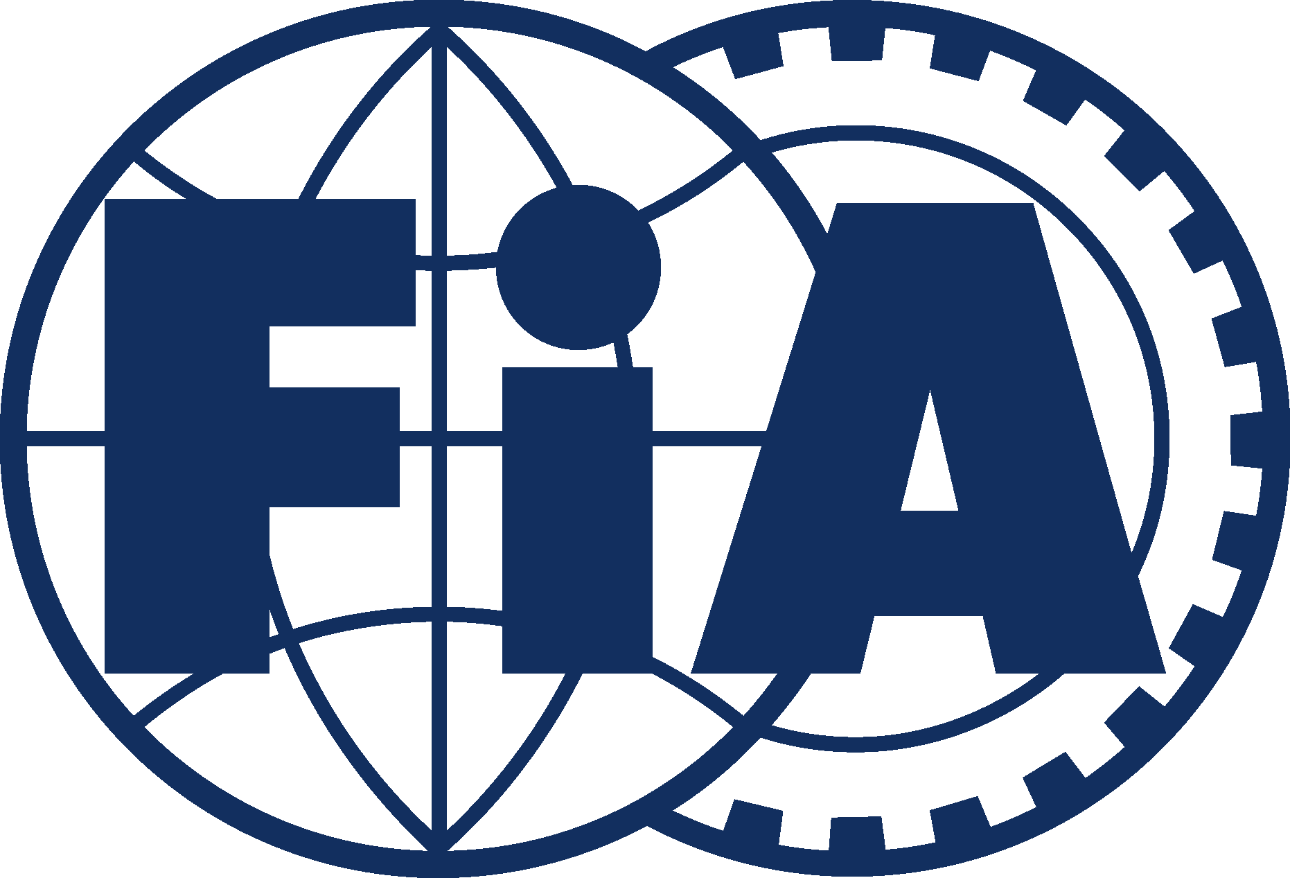 FIA   Fédération Internationale de lAutomobile Logo [fia.com] png