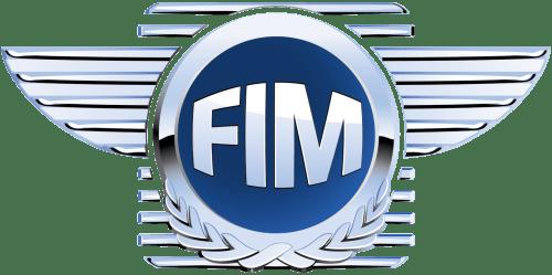 FIM Federation Internationale de Motocyclisme logo 500x249
