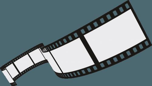 Film Strip 4 Roll Set Vector png