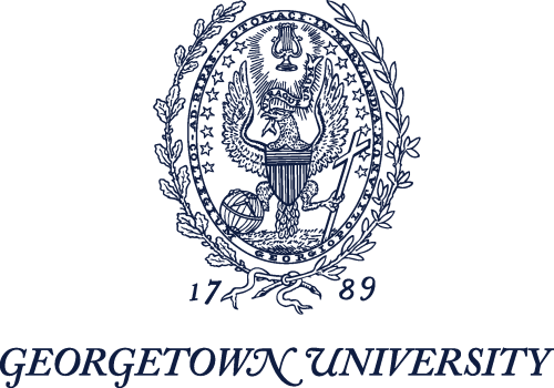 Georgetown University Seal Logo 500x350