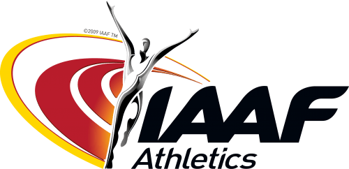 International Association of Athletics Federations (IAAF) Logo