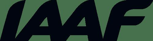 International Association of Athletics Federations (IAAF) Logo png