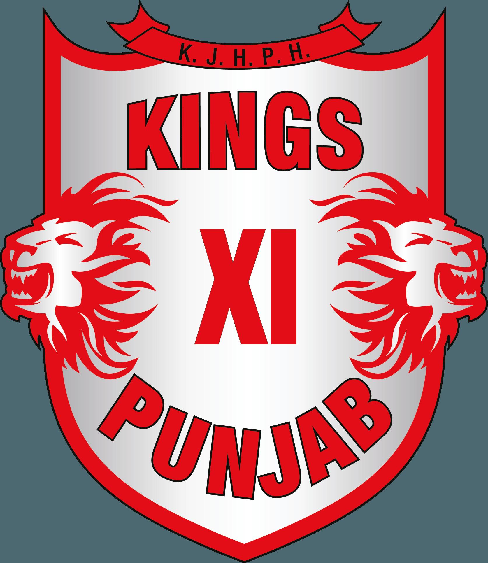 Kings XI Punjab Logo [kxip.in] png