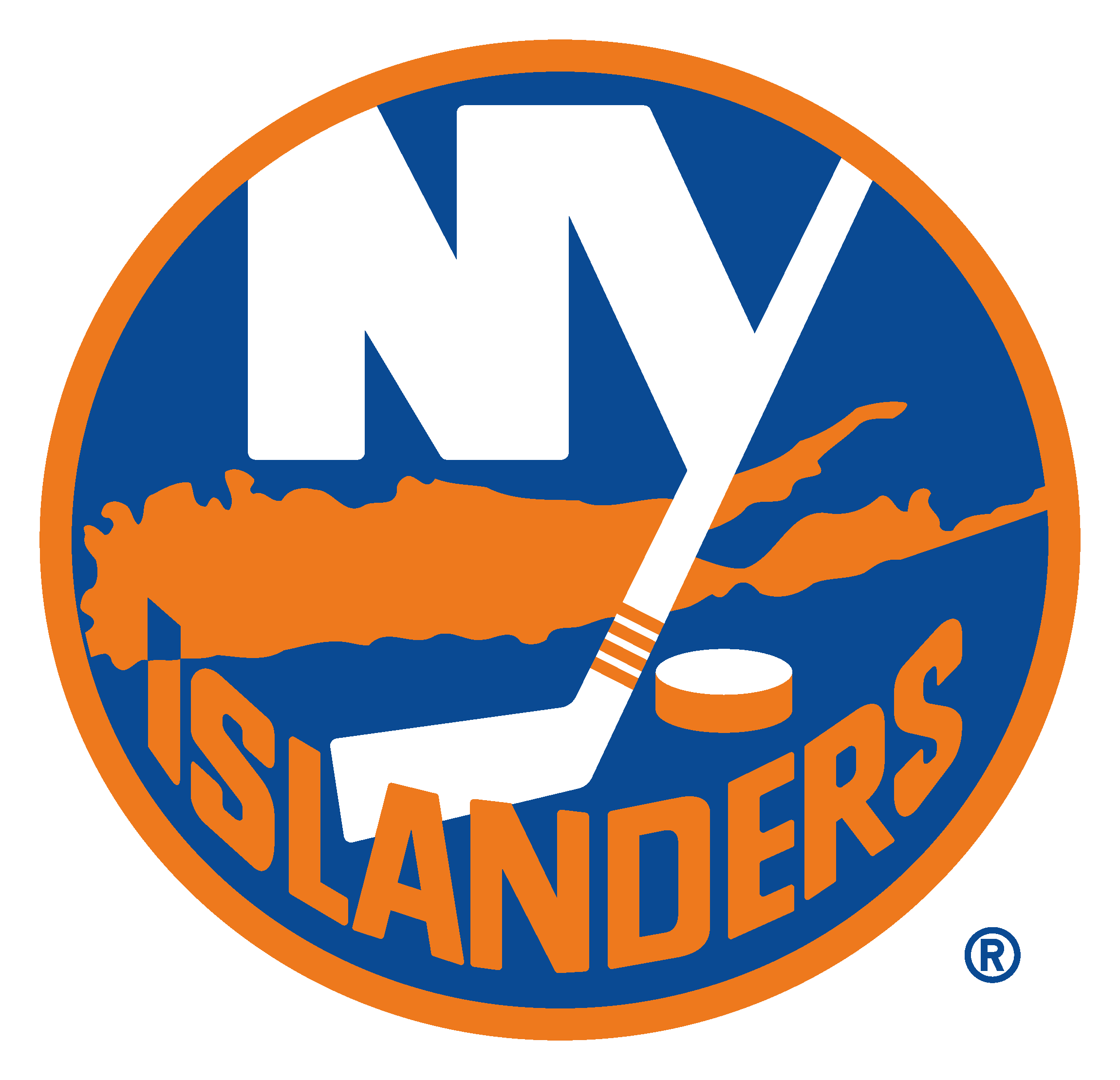New York Islanders Logo [EPS   NHL] png