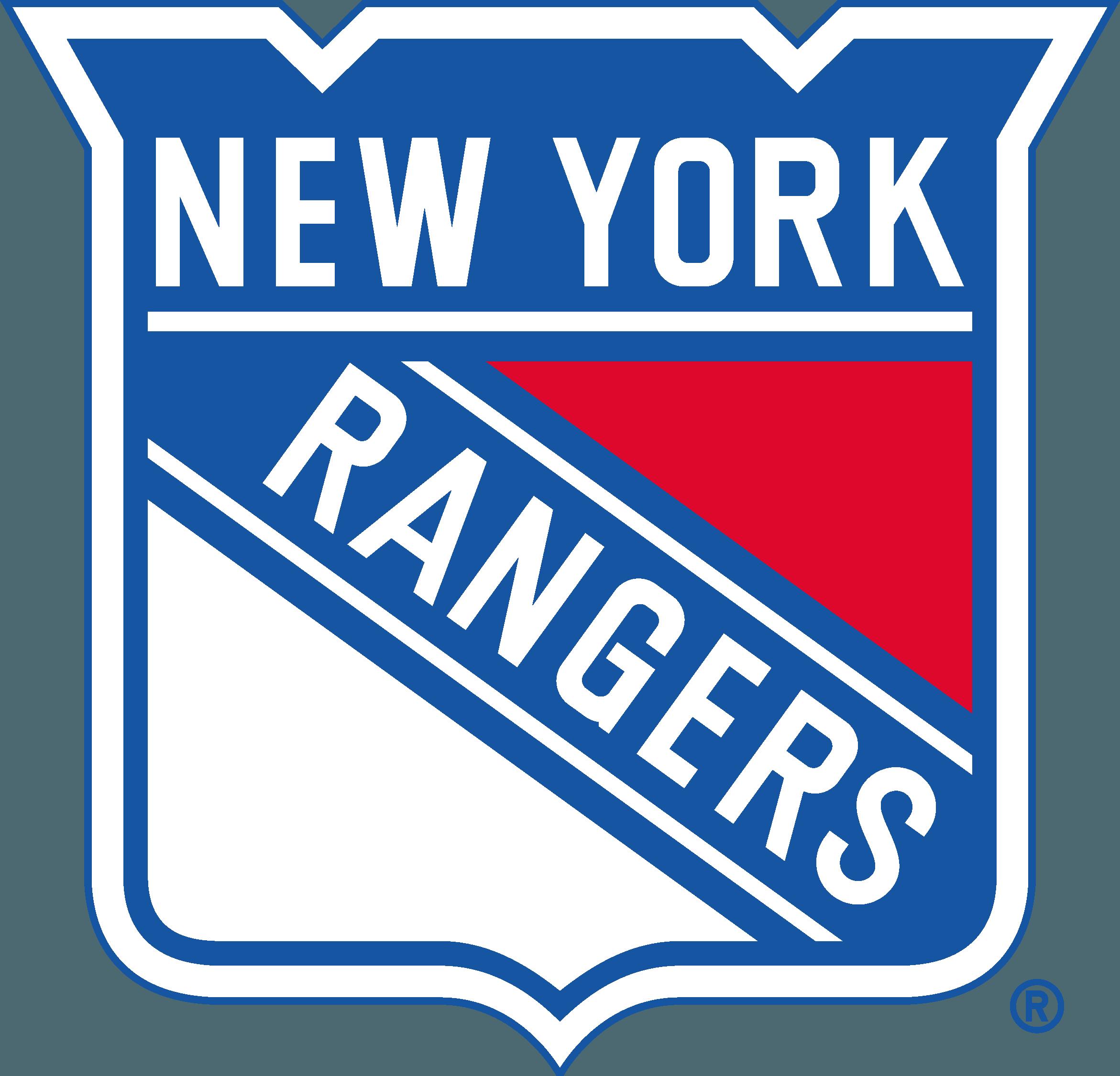New York Rangers Logo [EPS   NHL] png