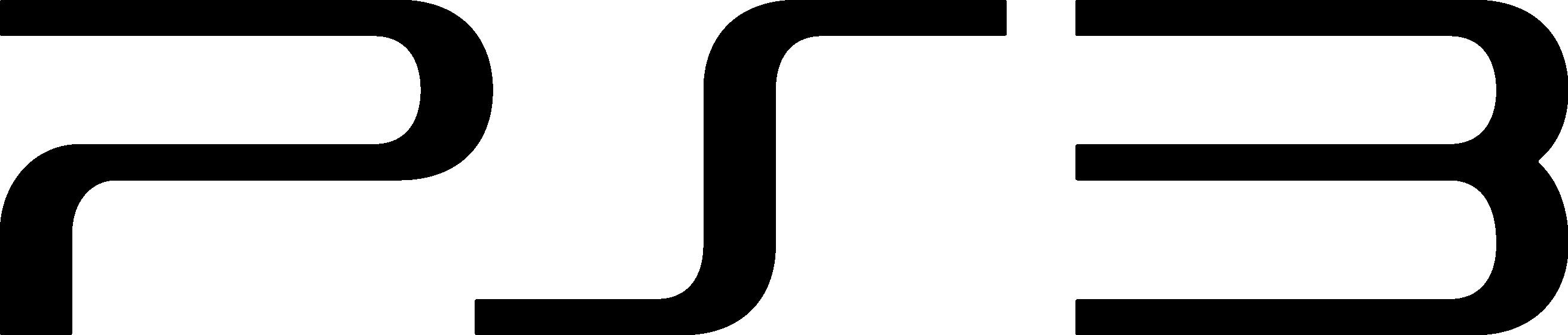 PS3 Logo   PlayStation 3 png