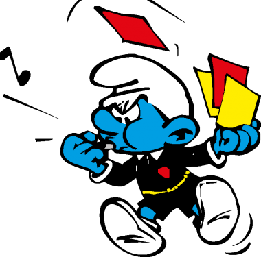 The Smurfs Characters Vector Vector Icon Template Clipart