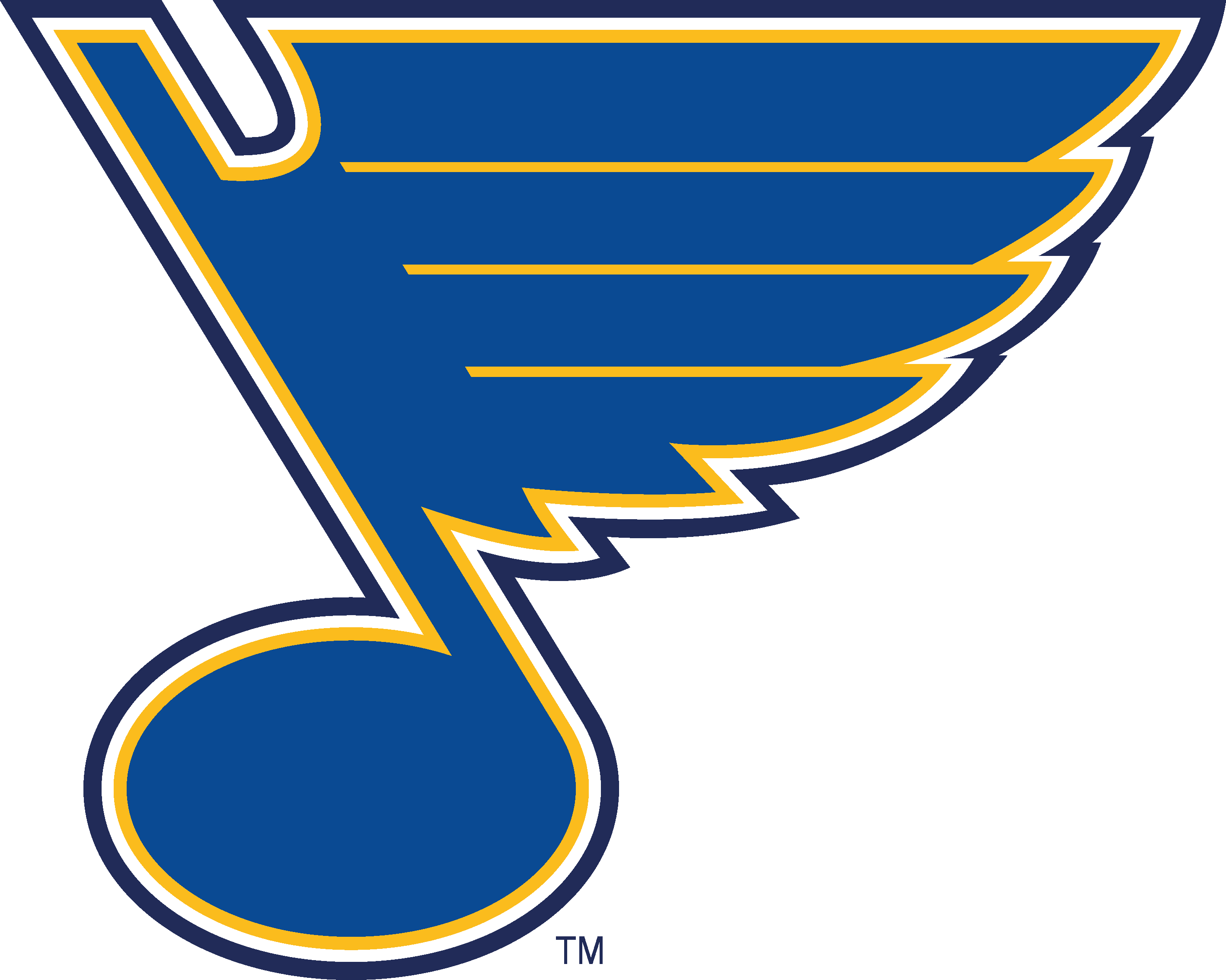 St. Louis Blues Logo [EPS   NHL] png