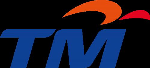 TM - Telekom Malaysia Logo