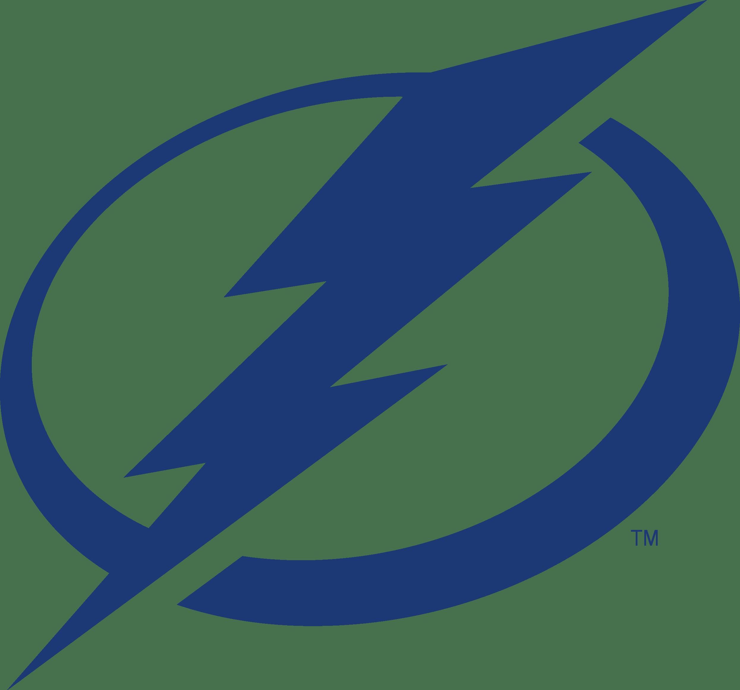 Tampa Bay Lightning Logo [EPS   NHL] png