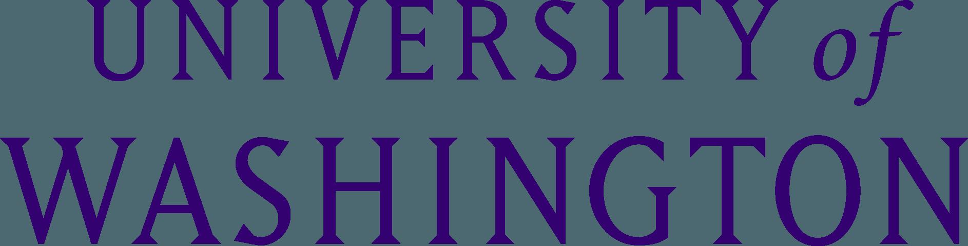 UW Logo and Seal [University of Washington Logo   washington.edu] png