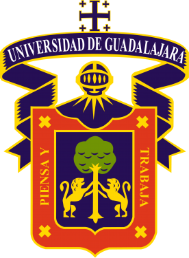 UDG   University of Guadalajara Logo [udg.mx] png