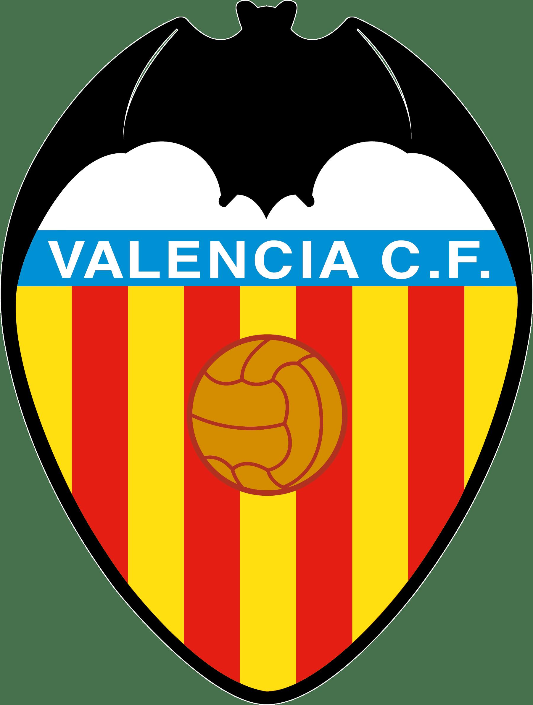 Valencia CF Logo [valenciacf.com] png