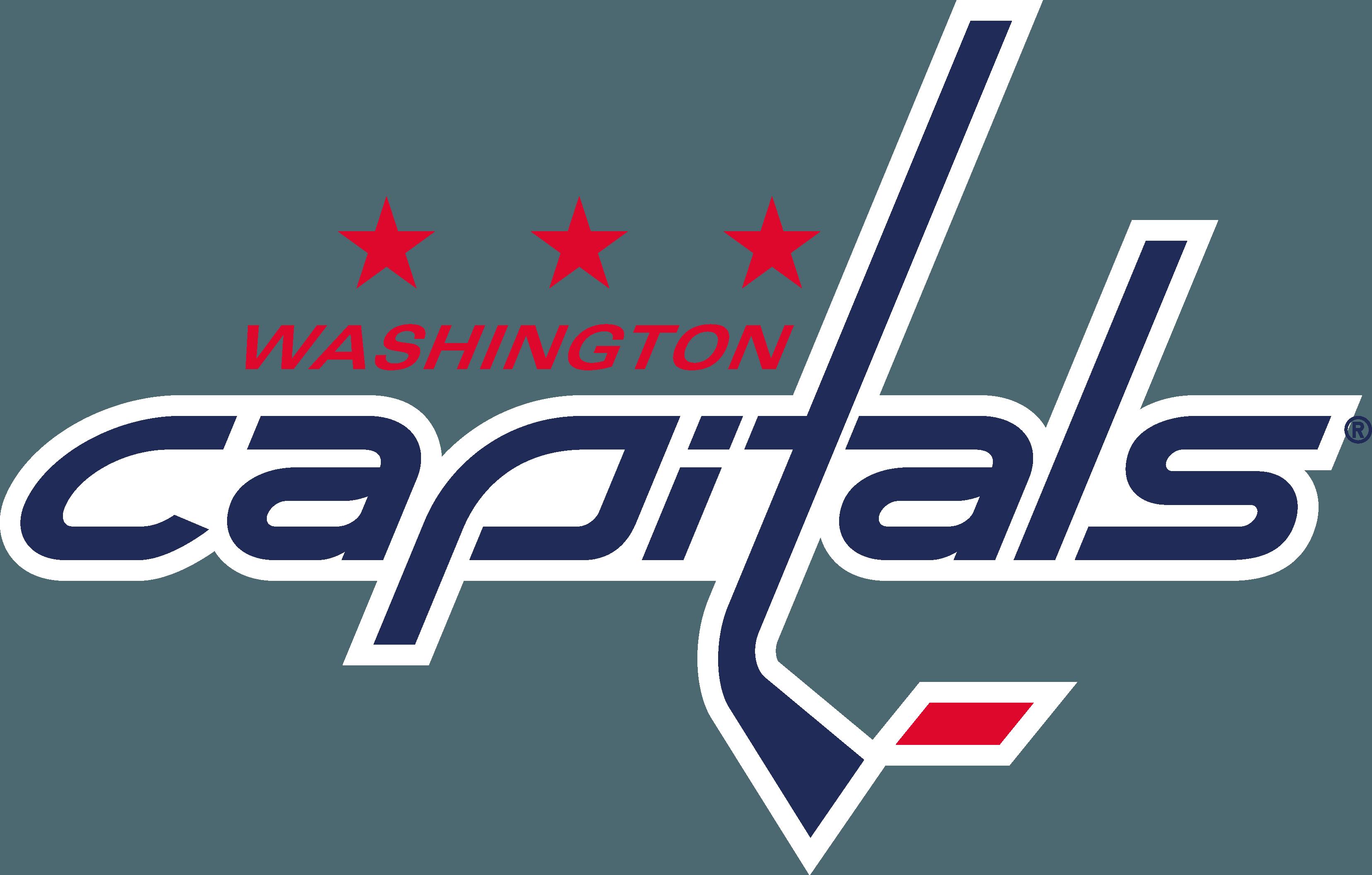 Washington Capitals Logo [NHL] png