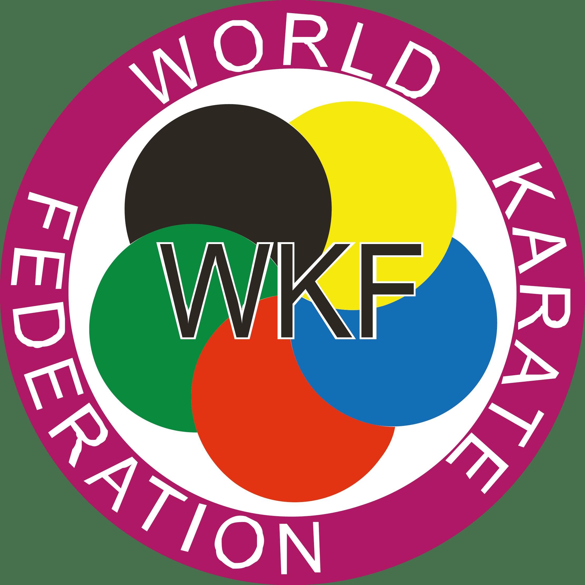 wkf world karate federation logo wkf net png svg download logo rh freelogovectors net karate logo photo karate logo shotokan