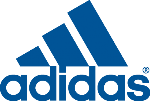 adidas logo vector icon template clipart free download