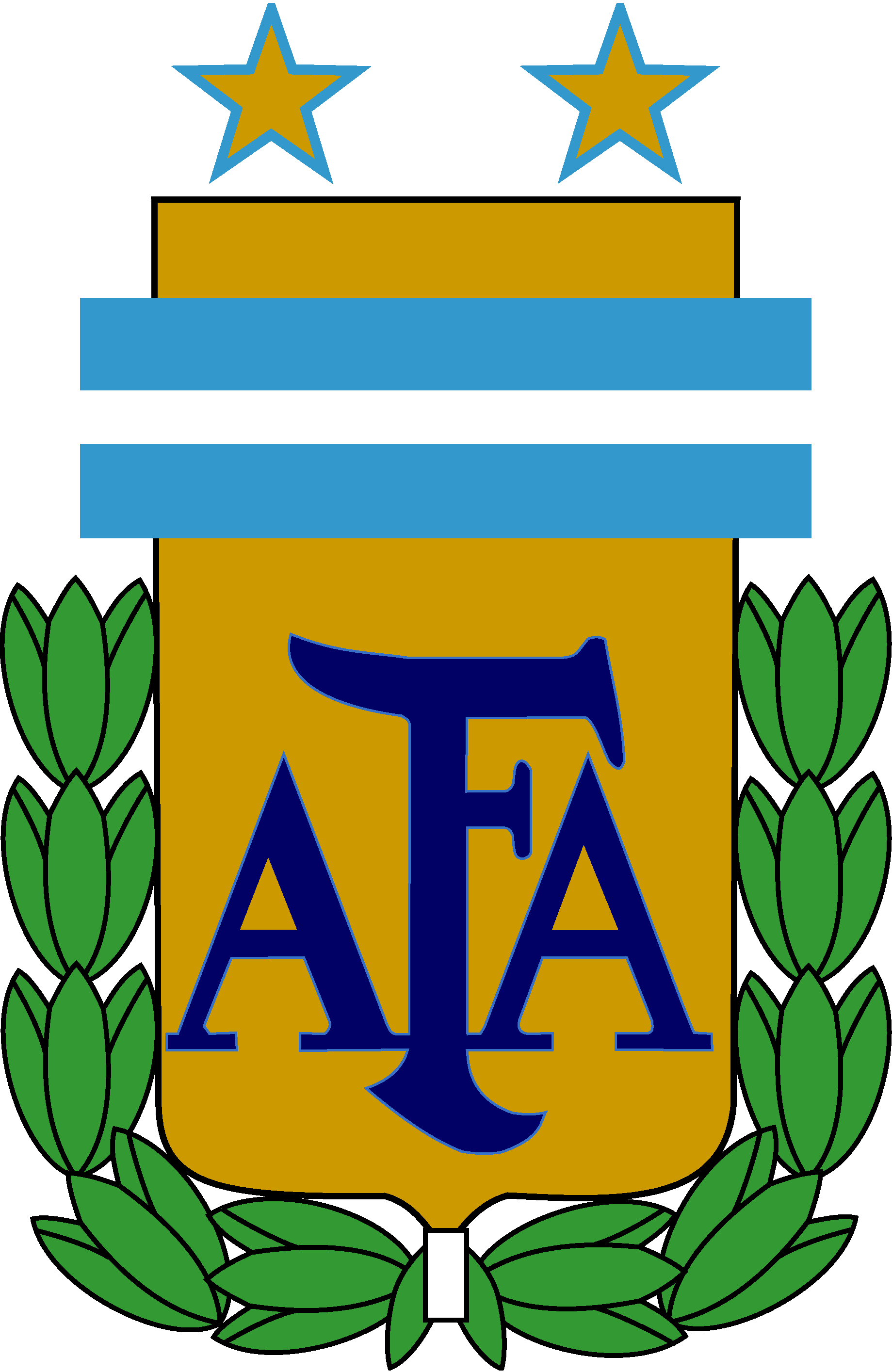 argentine football federation argentina national football team rh freelogovectors net af logo afa login portal