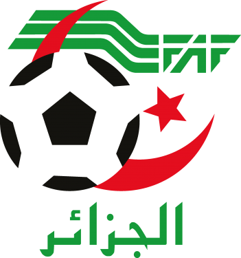 Algerian Football Federation & Algeria National Football Team Logo png