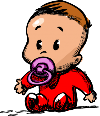 Cartoon Baby, Children, Kids 07 png