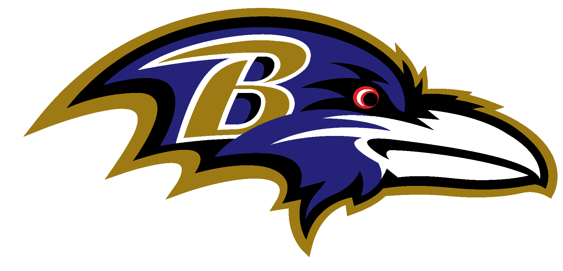 Baltimore Ravens Logo Vector Icon Template Clipart Free Download
