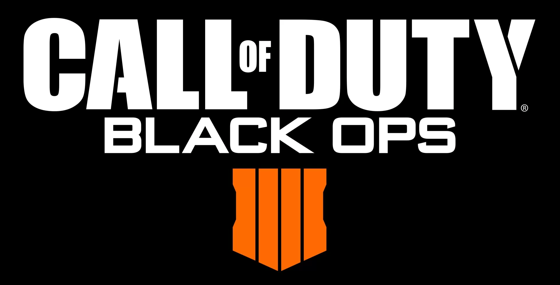 Bo4 Logo (Call Of Duty Black Ops 4) png