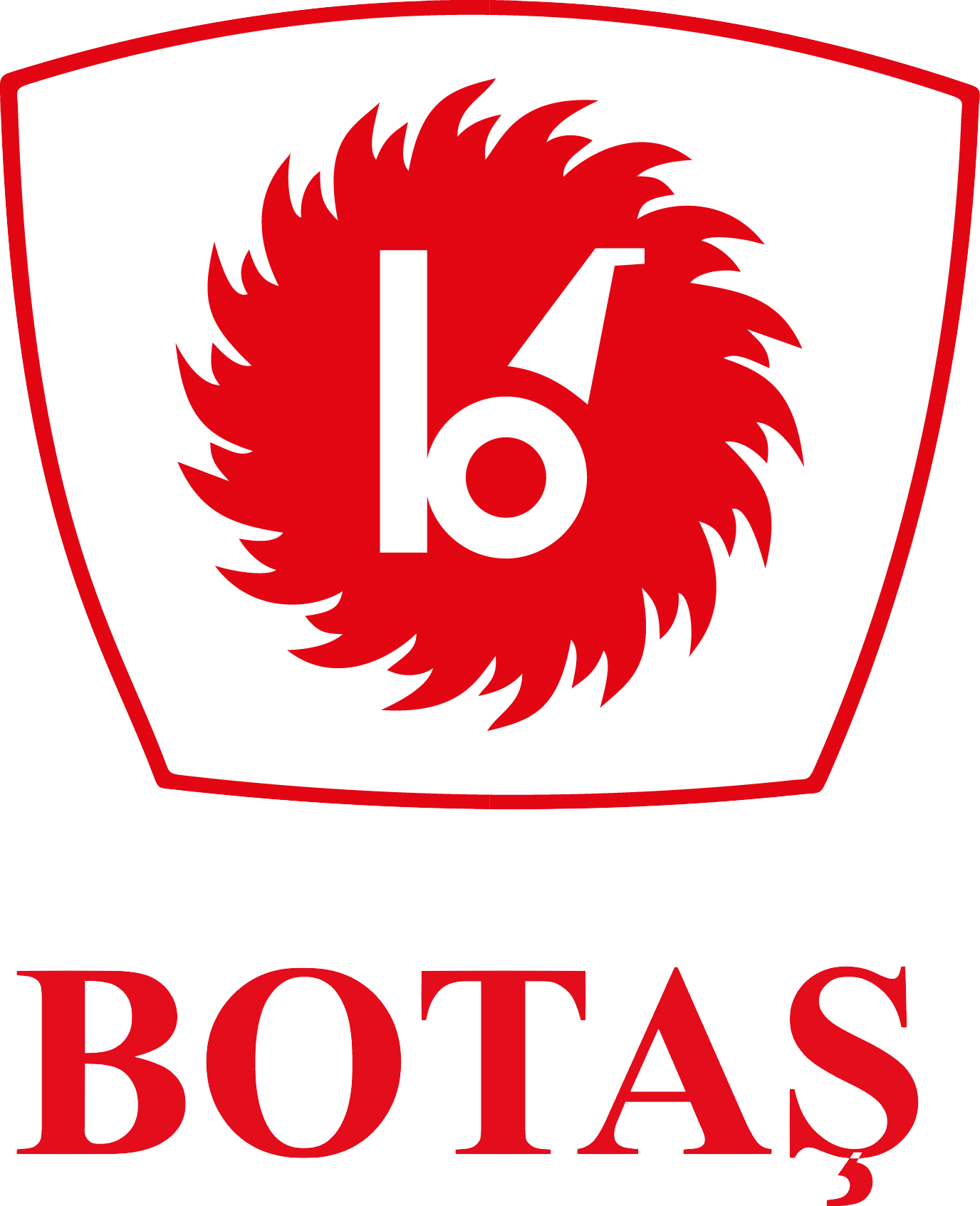 BOTAŞ Logo png