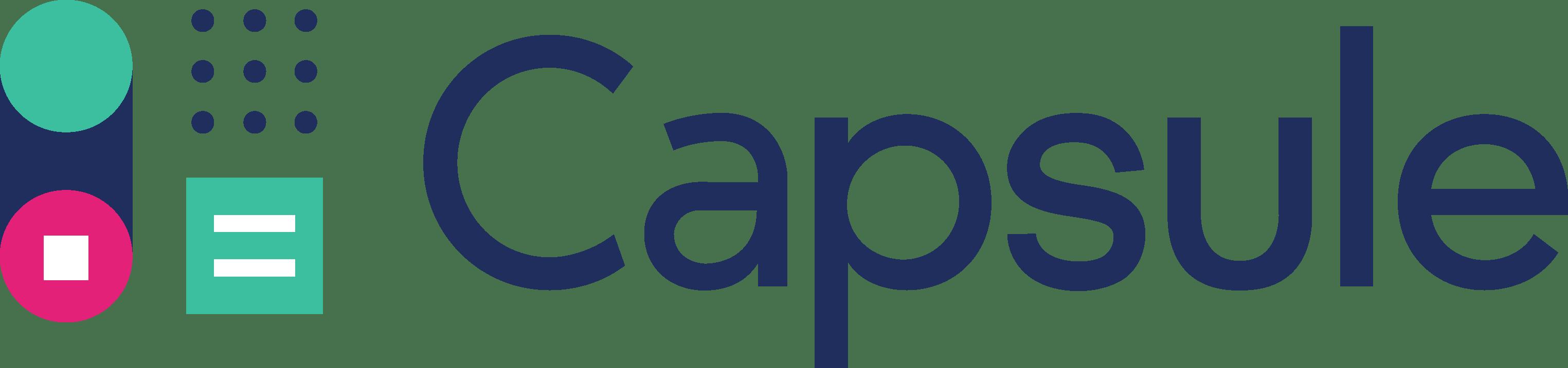 Capsule CRM Logo png