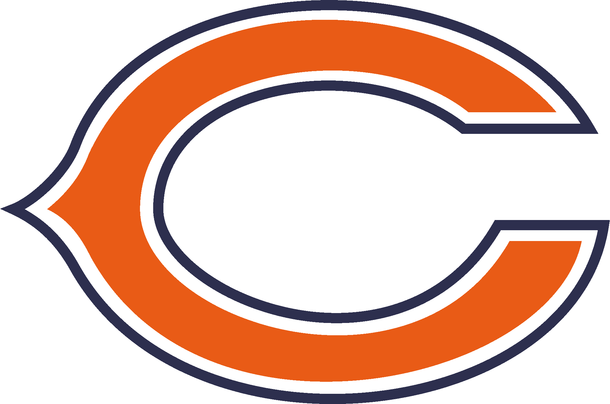 Chicago Bears Logo Vector Free Download