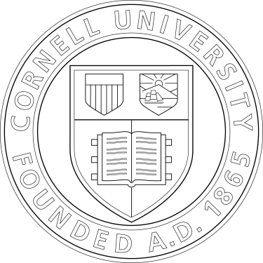 cornell university logo 375x375 vector