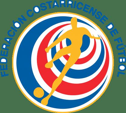 Costa Rican Football Federation & Costa Rica National Football Team Logo png