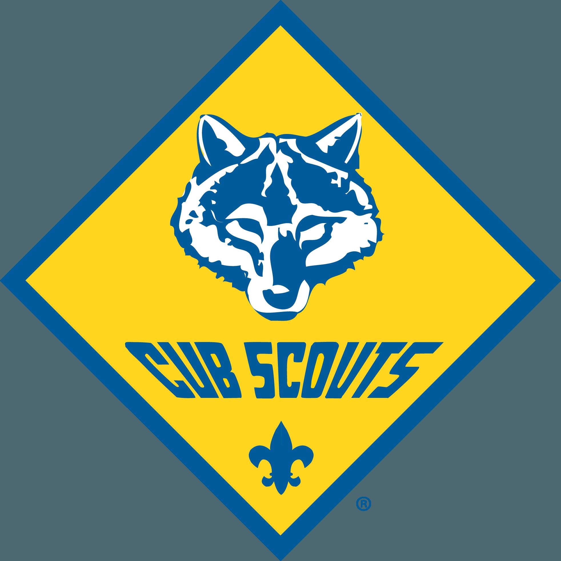 Cub Scouts Logo png