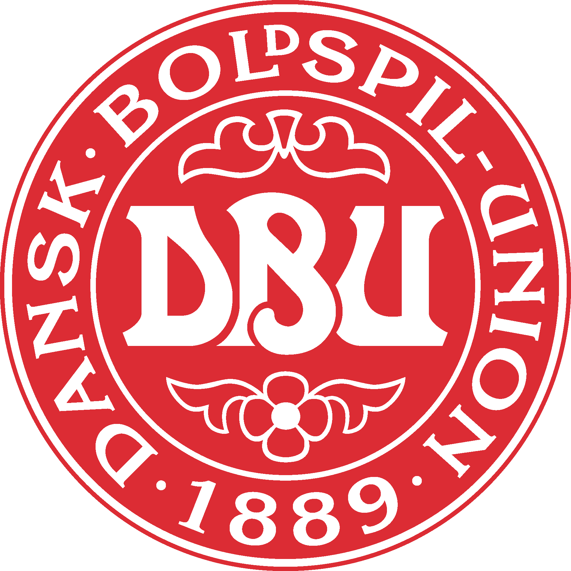 Danish (Denmark) Football Association & National Team Logo [EPS] png