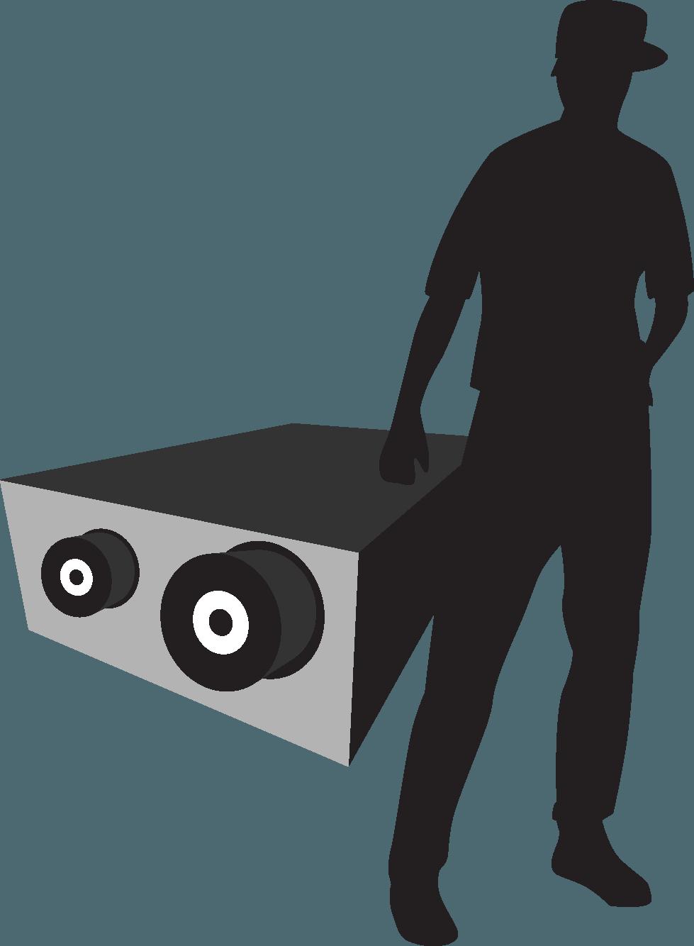 DJ Vector Set png