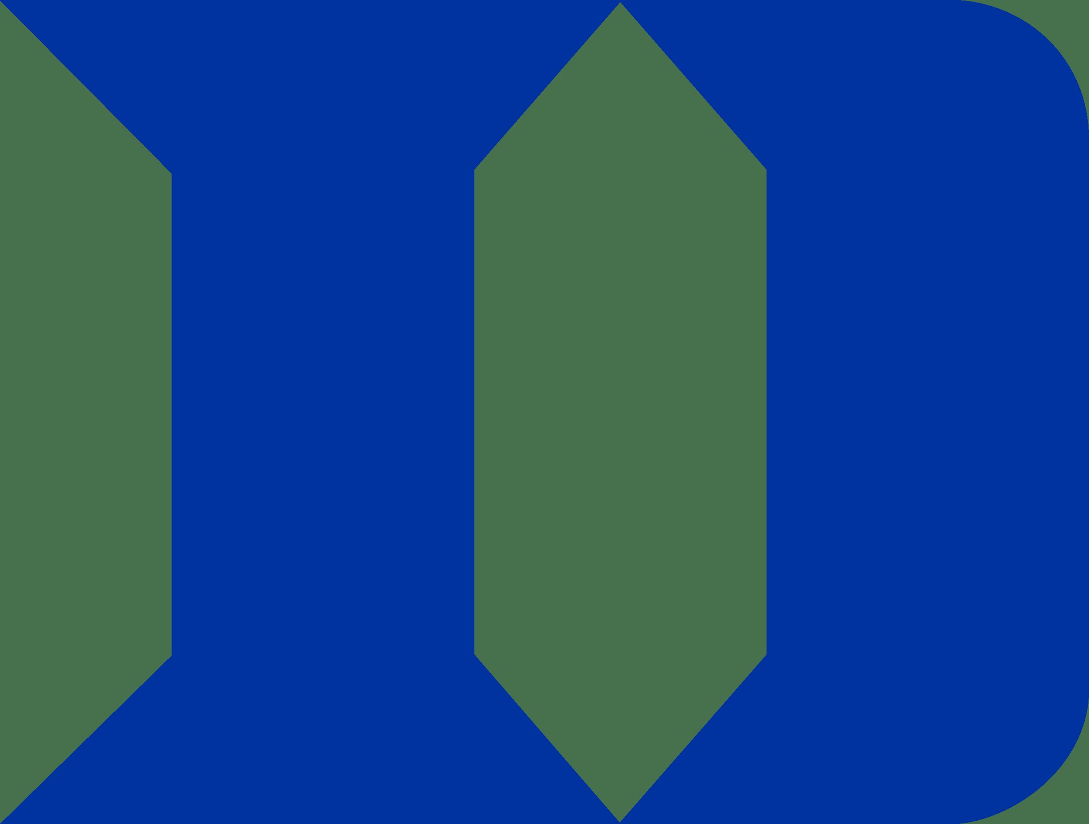 Duke Logo (Basketball   Blue Devils) png