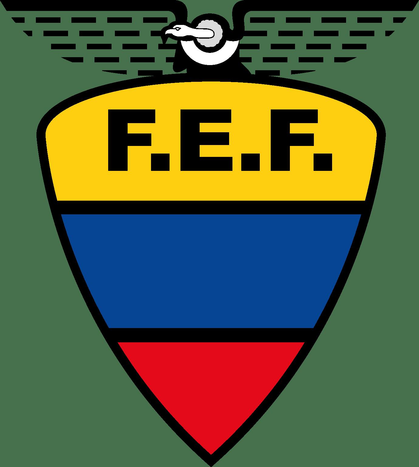 Ecuadorian Football Federation & Ecuador National Football Team Logo [AI] png