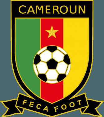 Federation Camerounaise de Football & Cameroon National Football Team Logo png