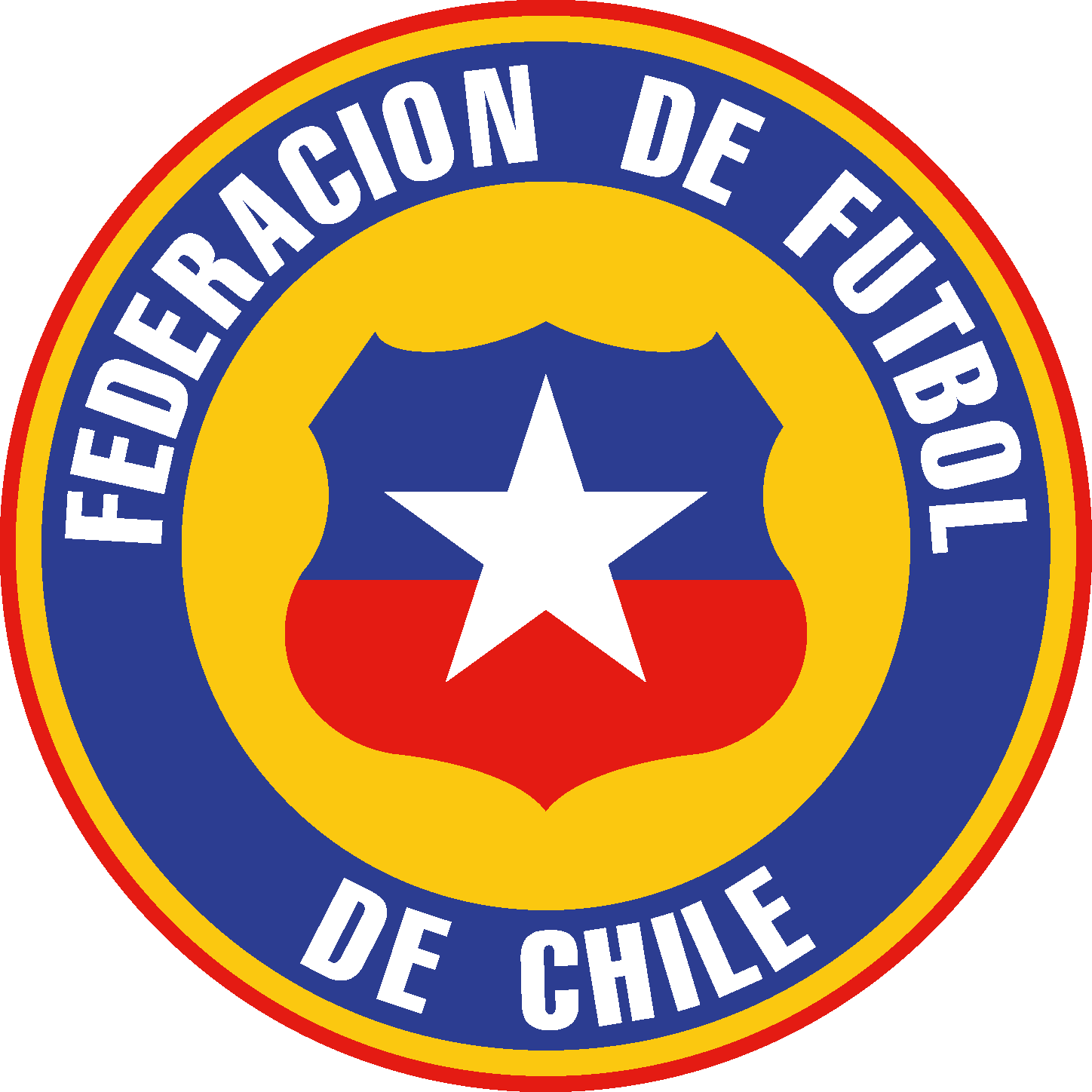 Chilean Football Federation & Chile National Football Team Logo [EPS] png