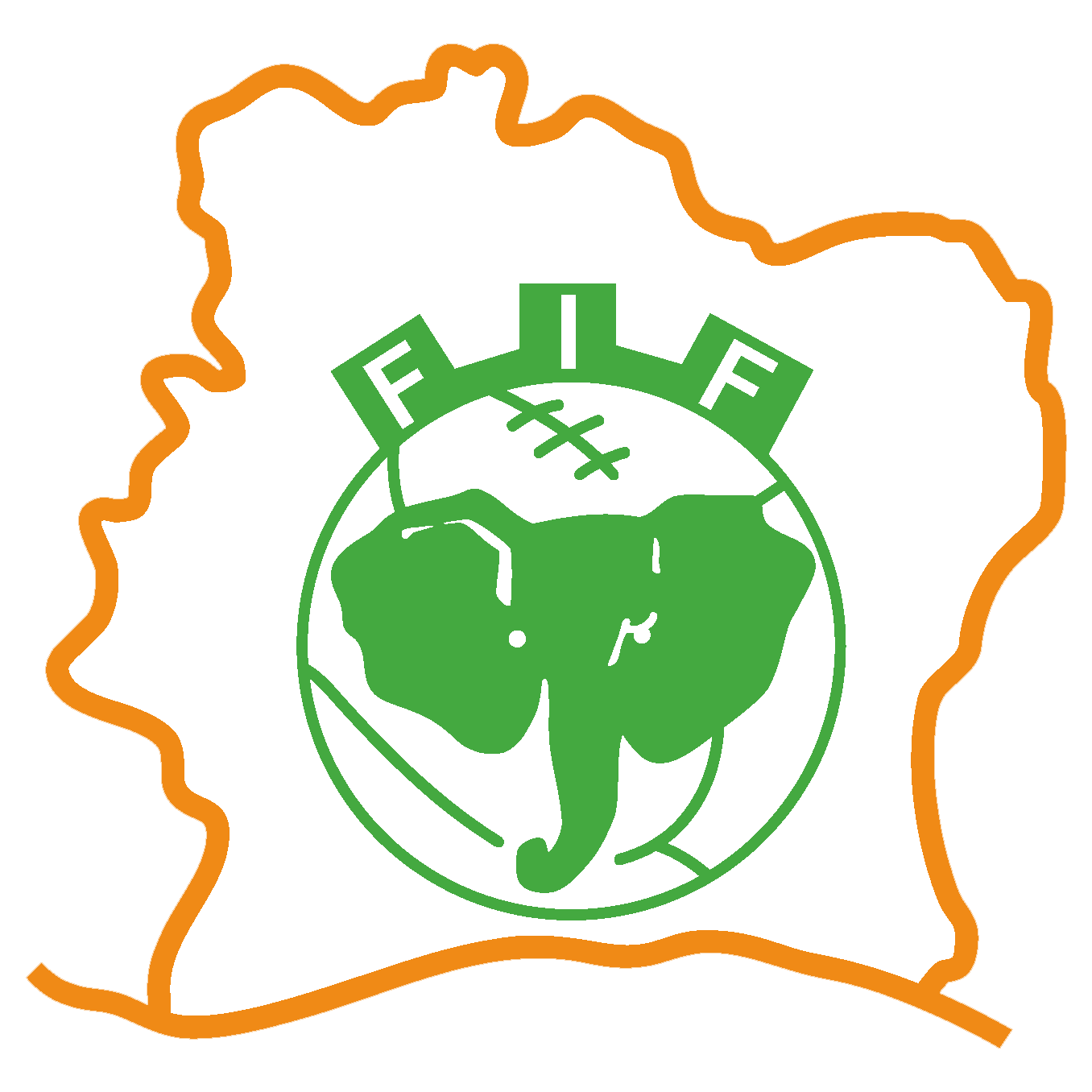 Federation Ivoirienne de Football & Cute dIvoire National Team Logo [EPS File] png