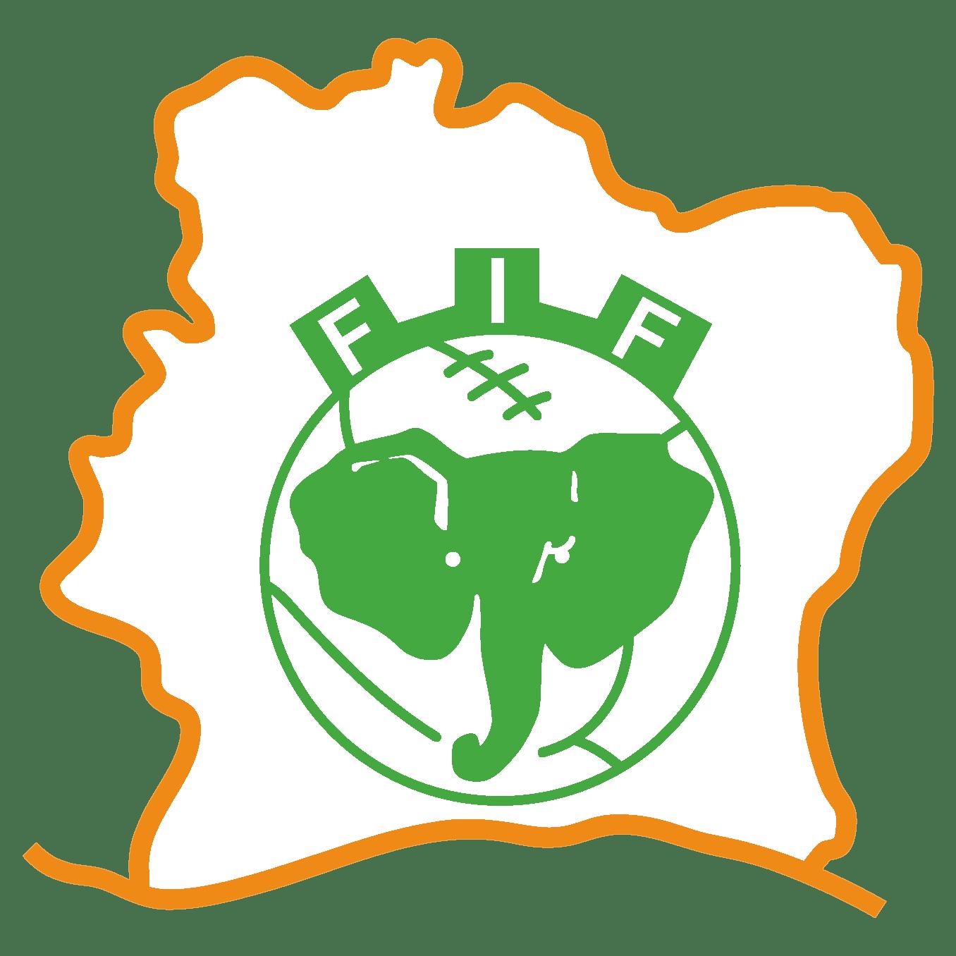 Federation Ivoirienne de Football & Cute dIvoire National Team Logo png