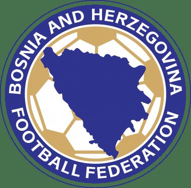 Football Federation of Bosnia and Herzegovina & Bosnia and Herzegovina National Football Team Logo png