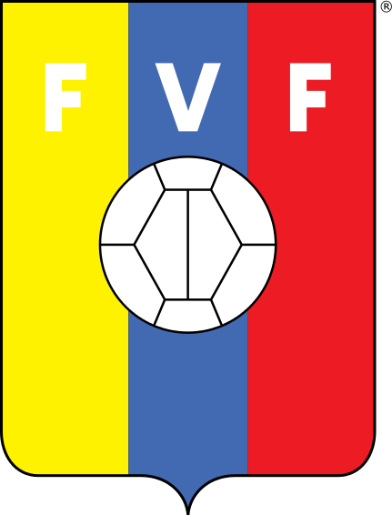 Venezuelan Football Federation & Venezuela National Team Logo   FVF png
