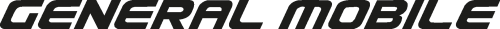 General Mobile Phone Logo png