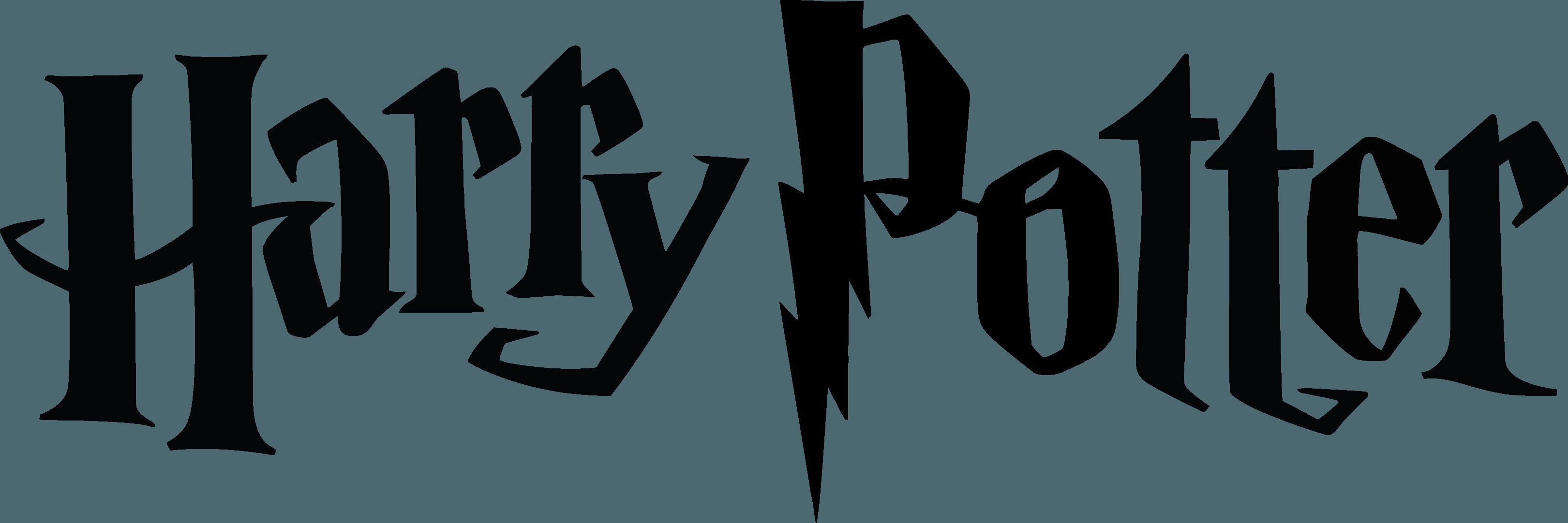 harry potter logo vector