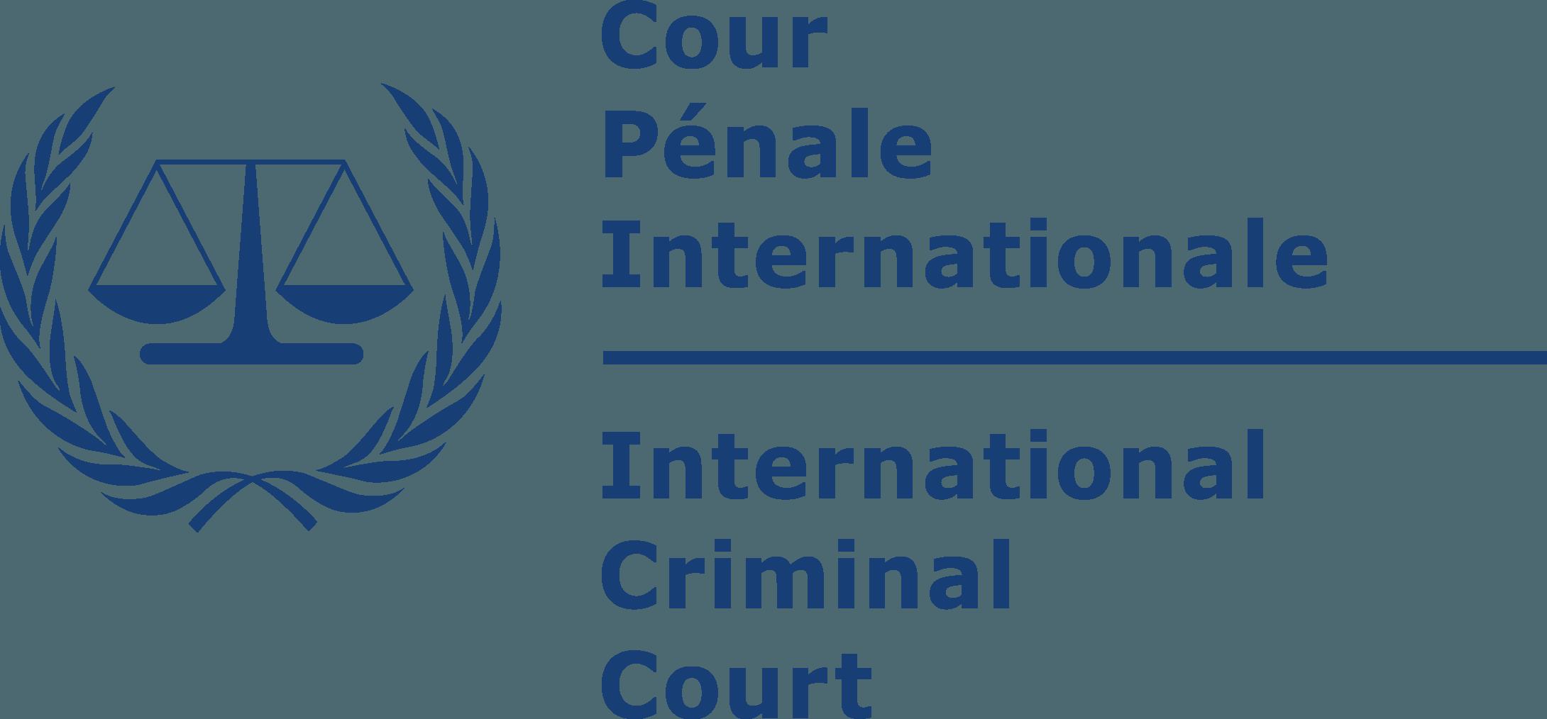 ICC   International Criminal Court Logo [icc cpi.int] png