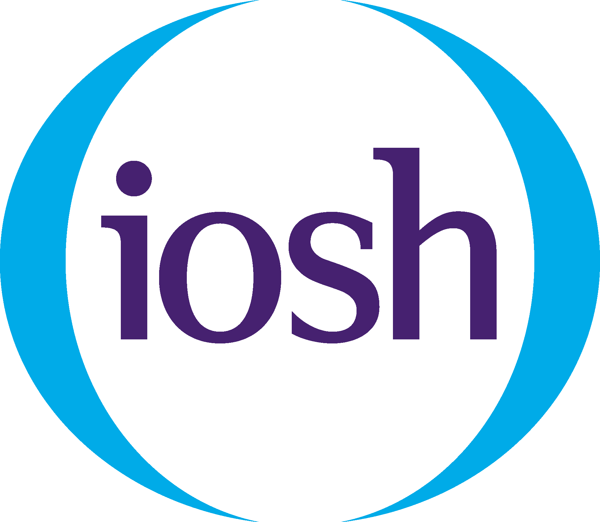 IOSH Logo (Institution of Occupational Safety and Health) png