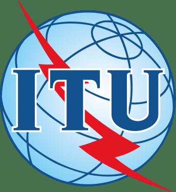 itu international telecommunication union logo 344x375 vector